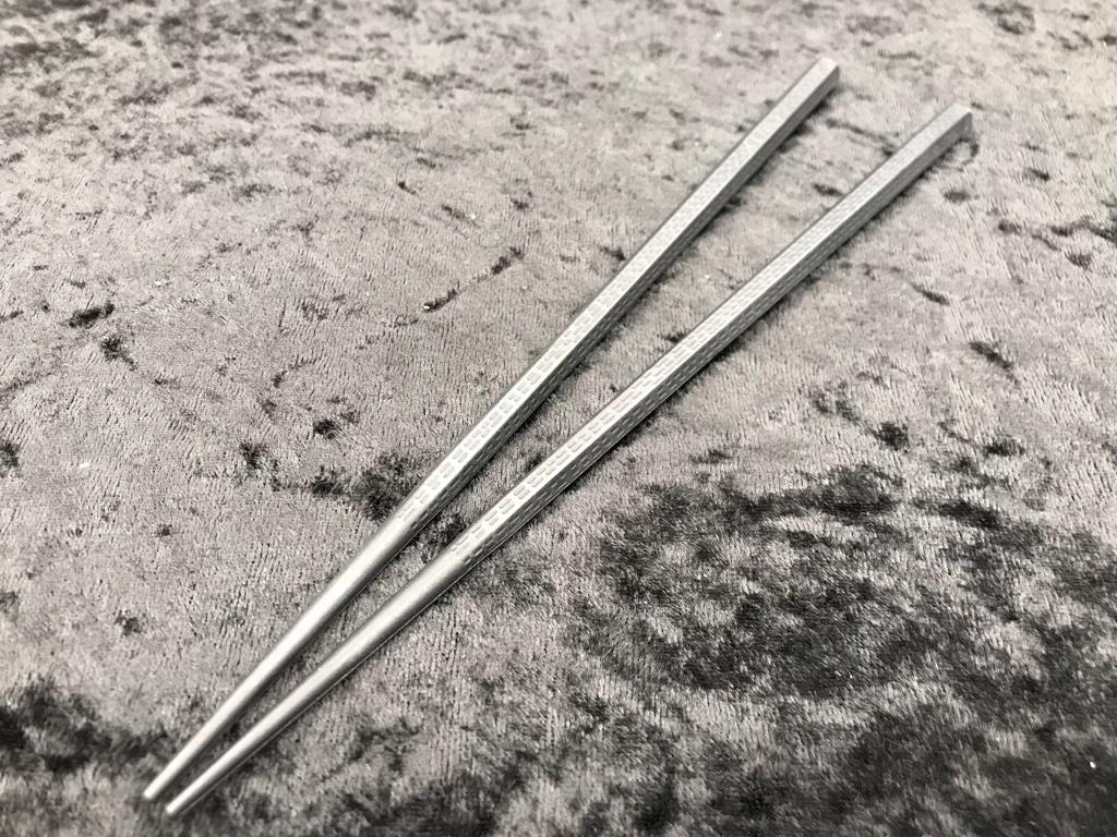 合金筷(黑色美耐碗)