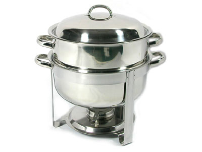 圓形湯鍋(蓋子/內鍋/外鍋/鍋架/酒精杯*1)點火槍/冷水壺