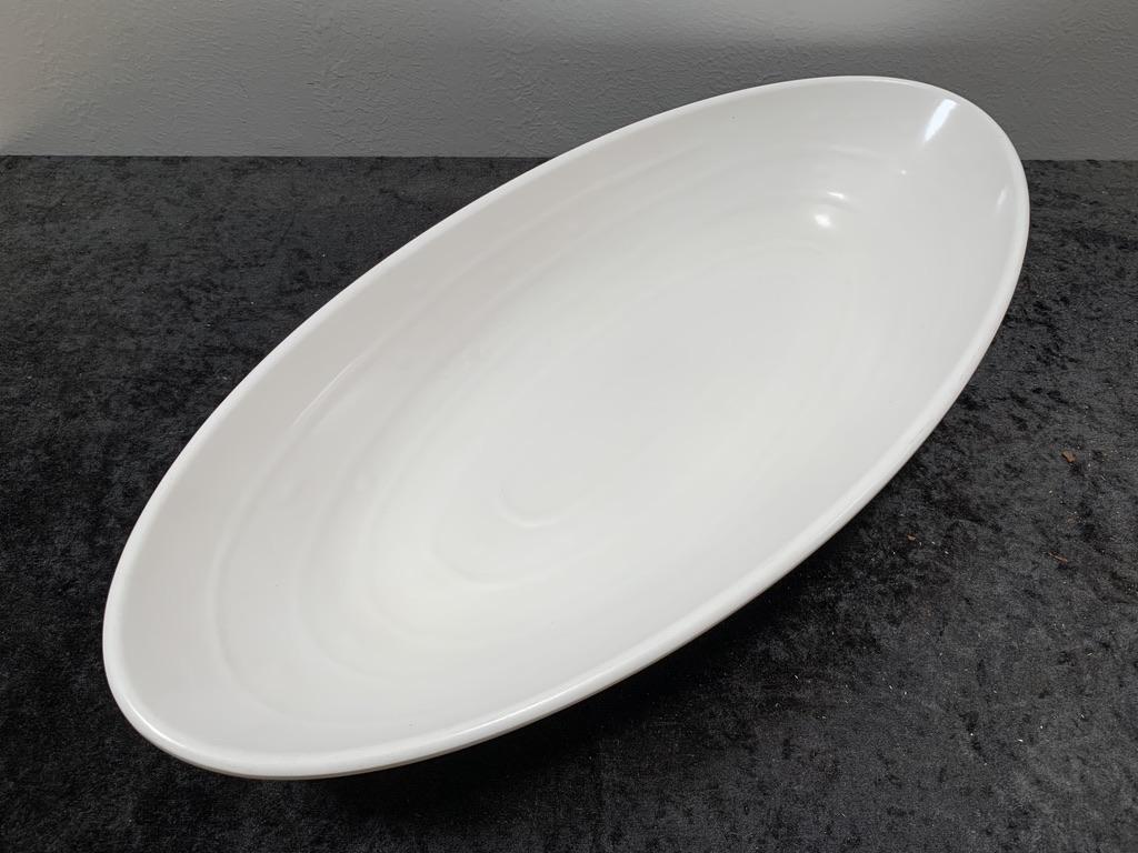 隨餐-美耐船型沙拉盤(廚房準備)