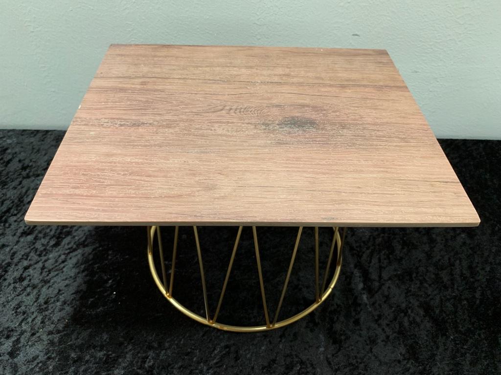 仿木紋盤-長方(不含層架)