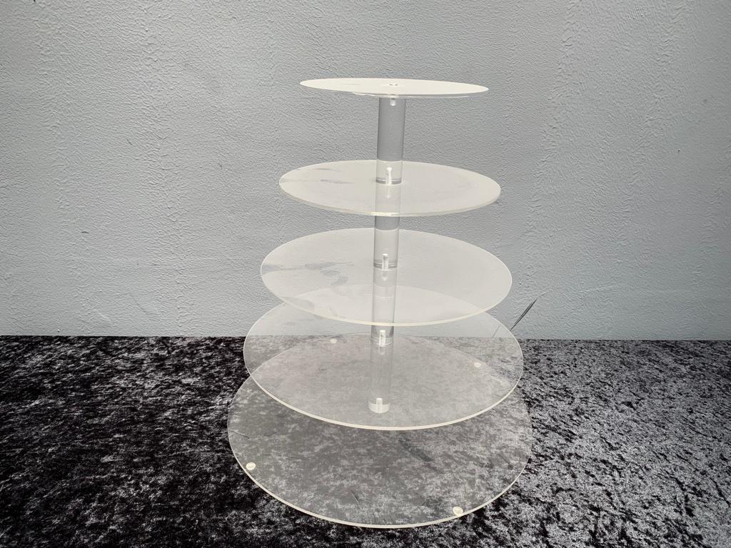 壓克力杯子蛋糕層架